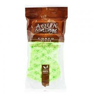 Aqua Massage Corpo Gentile Body Sponge - Green