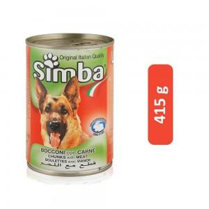Simba Chunks with Meat Dog Food - 415 g