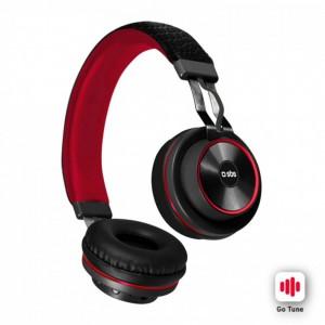 Sbs Wireless 3.0 Headphone With App To  Control Red, TTHEADPHONEDJUP