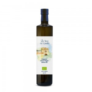 La Terre Organic Extra Virgin Olive Oil 750ml