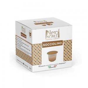 Nocciolino Drink capsule 10 caps,Nespresso compatible