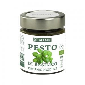 Biogelart Organic Basil Pesto 130g