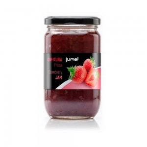 Jumel Strawberry Extra Jam 360g