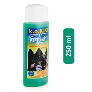 K.o.Kiki Insect Repellent Dog Shampoo - 250 ml