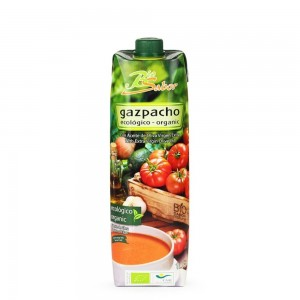 Biosabor Organic/Gf 100% Asurcado Tomato Juice -500Ml