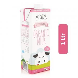 Koita Organic Skim Cow Milk - 1 Ltr