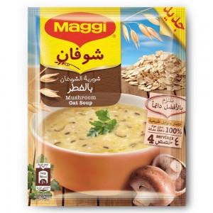 Maggi Oat with Mushroom Soup, 65g
