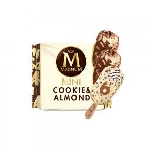 Magnum Mini Cookie Almond 345ml