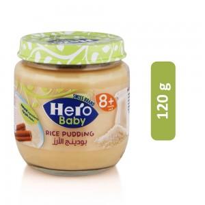 Hero Baby Rice Pudding - 120 g