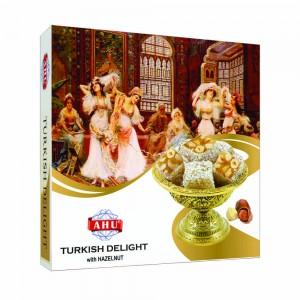 Turkish Delight with Hazelnut 250g