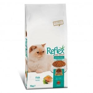 REFLEX STERILISED CAT FOOD FIS