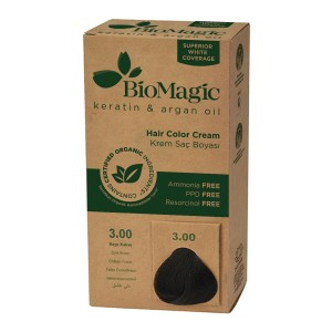 Bio Magic Hair Color C K 3/00 Dark Brown