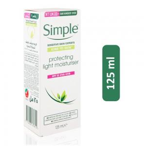 Simple Kind to Skin Protecting Light Moisturizer - 125 ml