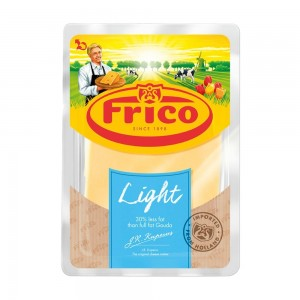 Frico Light Natural Cheese (50% less fat)
