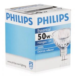 Philips 50W Halogen - White