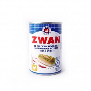 Zwan Chicken Hot Dog H/S, 200 gm
