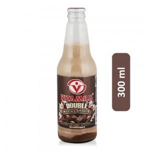 Vitamilk Double Choco Shake Milk Drink - 300 ml