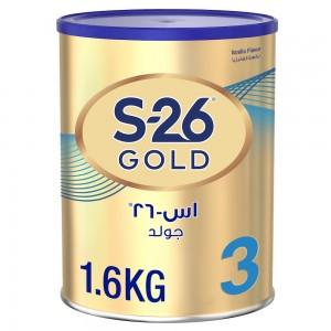 S-26 Gold 3 Vanilla Falvor 1600gm