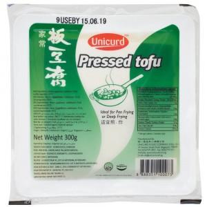 Unicurd Pressed Tofu 300G