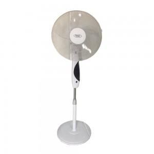 """Europa Stand Fan With Remote Control, 16"""", SF-WR-1623N"""