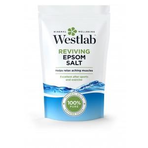 Westlab 100% Pure Reviving Epsom Salt 1Kg