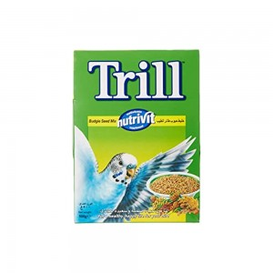 Trill Budgie Seed - 500 g