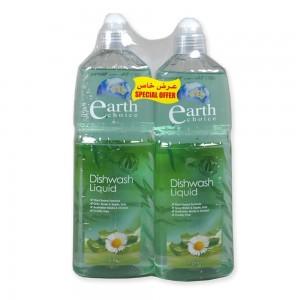 Earth Choice Dishwash Liquid 2x1Ltr