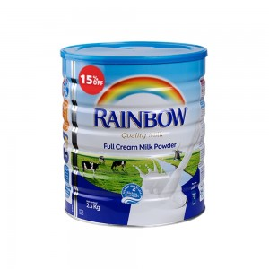 Rainbow Milk Powder 2.5kg 15% Off