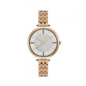 Lee Cooper / Women's Silver Dial LC06464.430