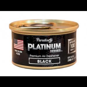 Platinum Premium Organic Air Freshener Black