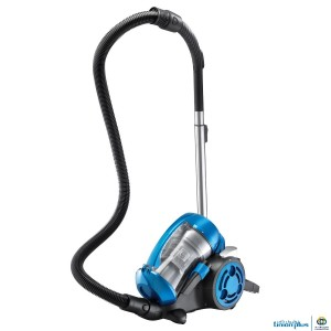 Black & Decker Multi-Cyclonic Bagless Vacuum Cleaner with 6 Stage Filtration, VM2825-B5