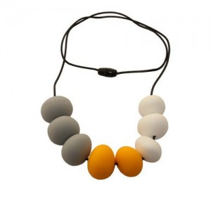 Nibbly Bits - Abacaus Necklace Katie