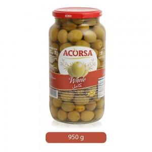 Acorsa-Whole-Green-Olives-950-g_Hero