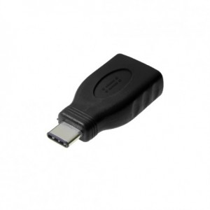 Aiino - USB-C Adapter to USB Female - Black