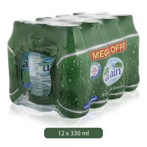 Al Ain Mineral Water 12x330ml
