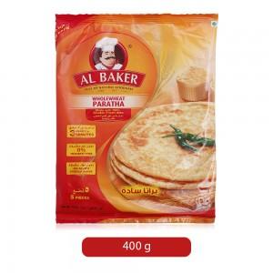 Al Baker Whole-wheat Paratha - 400 g