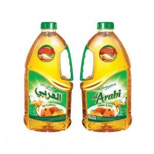 Al Arabi Blended Oil 2x1.8Ltr
