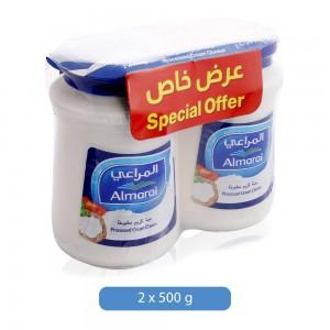 Almarai-Processed-Cream-Cheese-2-x-500-g_Hero