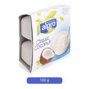 Alpro Soya & Coconut Dessert - 4 x 125 g