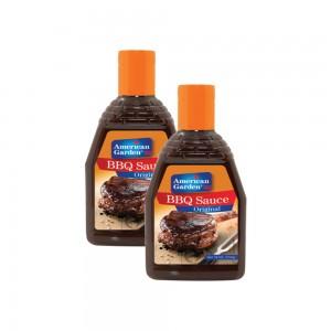 American Garden BBQ Sauce, 2x18oz