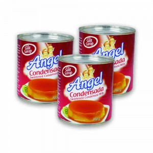 Angel Sweetened Condensed Milk - 3x380gm