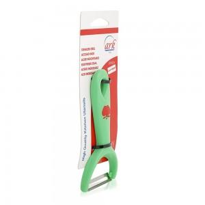 Ark Italy Stainless Steel Vegetable Peeler - Green