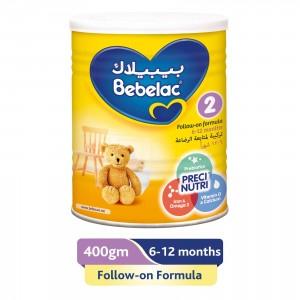Bebelac 2 Follow on Milk, 400g