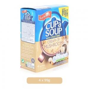 Batchelors Cream of Mushroom Cup a Soup - 99 g