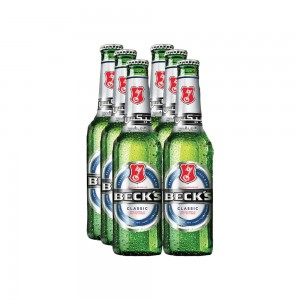 Becks Classic Bottle MP - 6x275ml