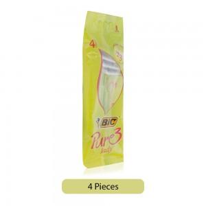 Bic-3-Pure-Lady-Razor-Shaver-Blades-with-Aloe-Vera-4-Pieces_Hero