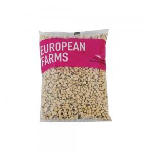 European Farms Black Eye Beans 1kg