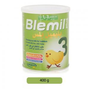 Blemil Plus 3 Growth Milk, 400g