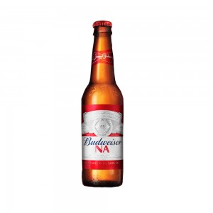 Budweiser Non Alcoholic  Classic Bottle - 355ml