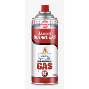 Asmaco Butane Gas - 395 ml